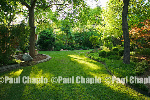 Landscape architecture photography dallas landscape for Garden design landscaping dallas tx